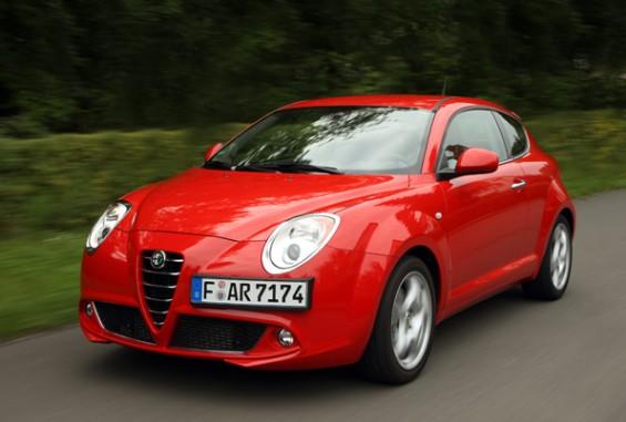 Darf doch nicht swoviel ziehen: der Alfa Mito (Foto: Alfa Romeo)