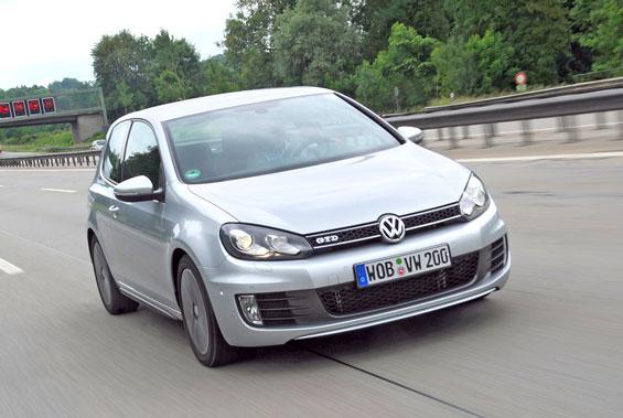 Hat Probleme mit den elektrischen Fensterhebern: der VW Golf IV (Foto: Volkswagen)
