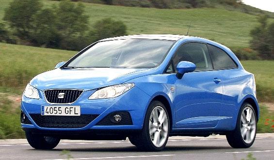 Der SEAT Ibiza 1,6 Liter Benziner wird in die Werkstätten gerufen (Foto: Seat)