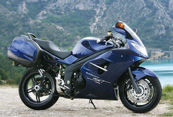 Rückruf für das Motorrad Triumph Sprint ST (Foto: Triumph)