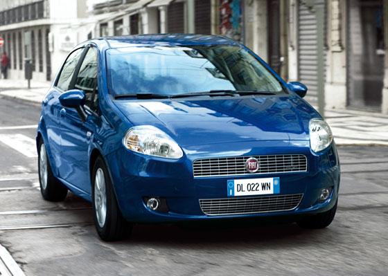 500.000 Fiat Grande Punto sind vom aktuellen Rückrufe betroffen (Foto: FIAT)