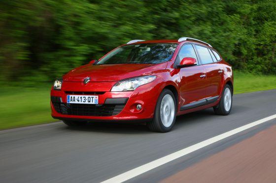 Renault muss gleich bei mehreren Modellen nachbessern - beim Megane muss das Bremspedal gecheckt werden (Foto: Renault)
