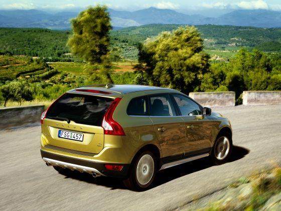 In Deutschland sind nur 155 Fahrzeuge vom Rückruf betroffen (Foto: Volvo)