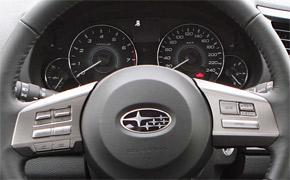 Subaru Cockpit