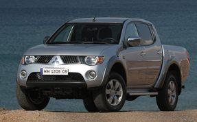 Mitsubishi ruft seit August 10.570 Einheiten des L200 in die Werkstatt. ( Foto: Mitsubishi )