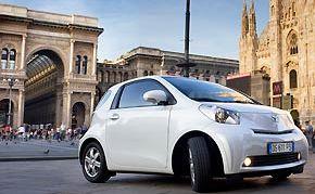 70.800 Toyota IQ müssen europaweit für ein Software-Update in die Werkstatt.