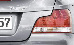 BMW Serviceaktion Rücklicht, Rückruf