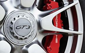 Porsche Zentralschraube der felge vom Porsche 911 Mod 997 GT 3