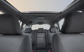 Toyota Verso Glasdach