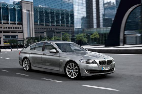 BMW 5er (Foto BMW)