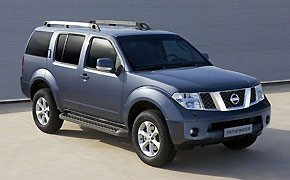 Probleme mit dem Sitzgestühl hat u.a. der Nissan Pathfinder.