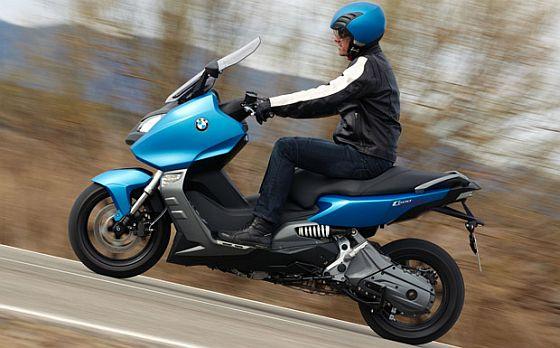 Möglicher Verlust der Seitenverkleidung: BMW ruft seit Jahresbeginn in Deutschland 652 Maschinen vom Typ C 600 Sport zurück. (Foto: BMW)