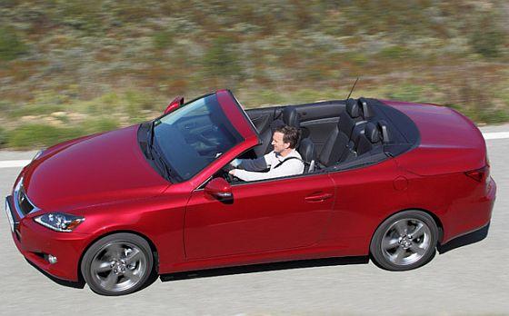 Lexus IS250C