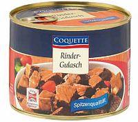 Coquette Ringergulasch