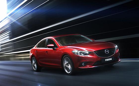 4.068 Mazda 5 und 1.583 Mazda 6 müssen in die Werkstatt. Im Bild der Mazda6 (Foto: Mazda)