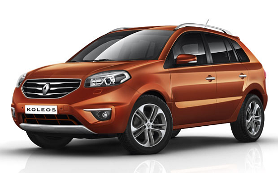 Rückruf: Bei 419 Renault Koleos muss der Querlenker getauscht werden. (Foto: Renault)