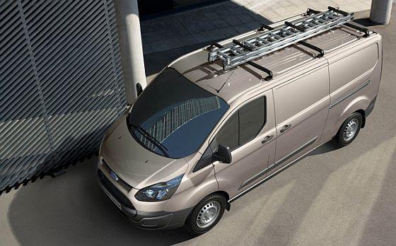 Rückruf: Bei Ford Transit und Transit Custom (Bild) muss ein Sicherungsclip am Bremspedal getauscht werden. (Foto: Ford)