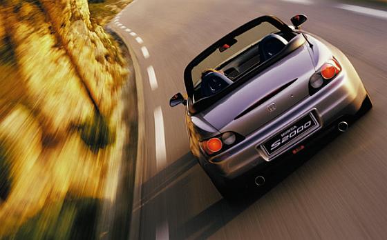 Besser vorsichtig in die Werkstatt: Honda ruft demnächst u.a. den S2000 wegen Bremsproblemen zurück in die Werkstatt. (Foto: Honda)