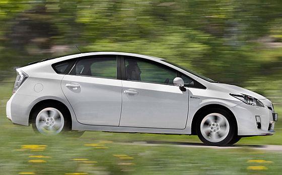 Rückruf: In Deutschland muss bei knapp 4.400 Toyota Prius III der Bremsdruckspeicher überprüft und ggf. gewechselt werden. (Foto: Toyota)