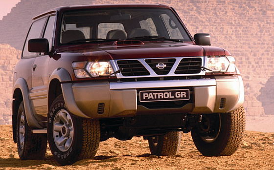 Rückruf: 530 Nissan Patrol GR müssen wegen Gaspedal-Problemen in deutsche Vertragswerkstätten. (Foto: Nissan)