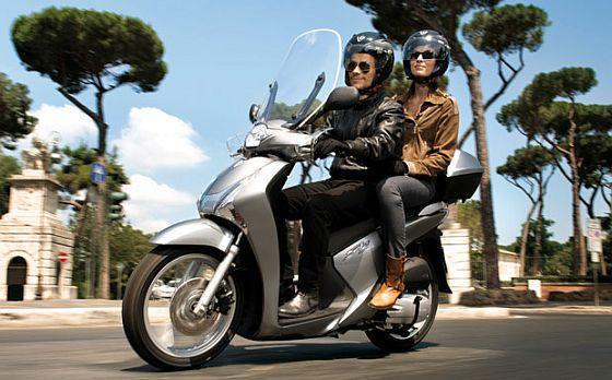 Rückruf: Seit Anfang Oktober tauscht Honda beim Roller SH 125 die Kraftstoffpumpe aus.