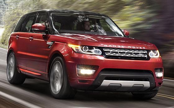 Rückruf: Bei Range Rover Sport des Modelljahres 2014 mit V6 Diesel und DSR besteht Brandgefahr. (Foto: Land Rover)