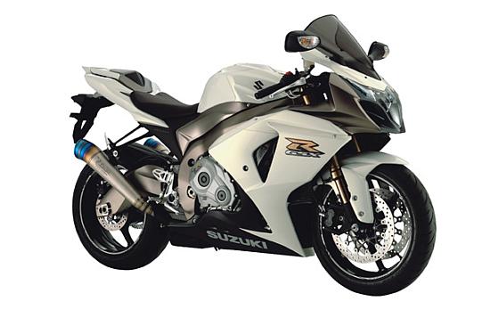 Rückruf: Einen zehnjährigen Bauzeitraum der GSR-X-Modelle muss Suzuki derzeit abarbeiten. (Foto: Suzuki)