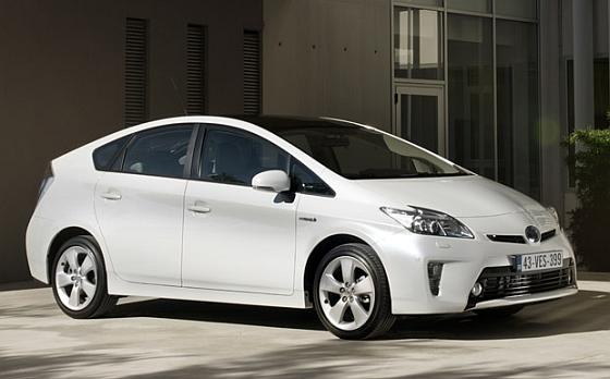 Von den weltweit 1,9 Mio. zurückgerufenen Prius, sind 13.000 in Deutschland registriert. (Foto: Toyota)