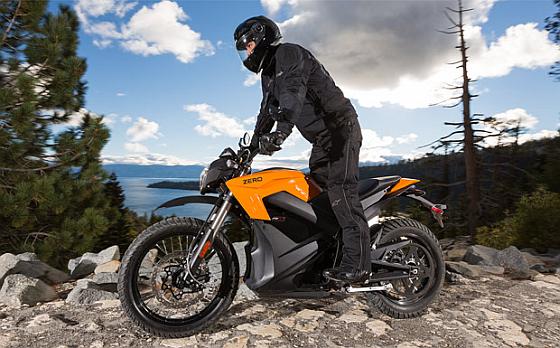 Rückruf: Beim Elektrobike Zero DS besteht Sturzgefahr. (Foto: Zero Motorcycles)