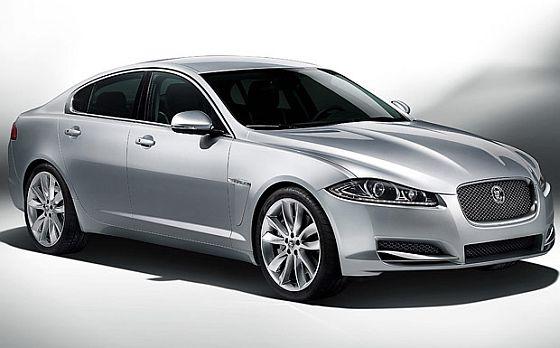 Der Jaguar XF ist von beiden Rückrufaktionen betroffen. (Foto: Jaguar)