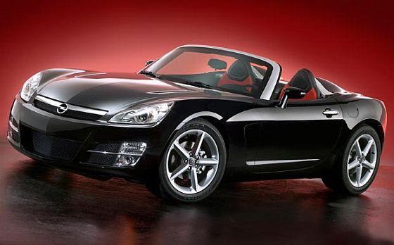 Rückruf: Opel GT des Modelljahres 2007 sind von dem Zündschloss-Problem betroffen. (Foto: Opel)