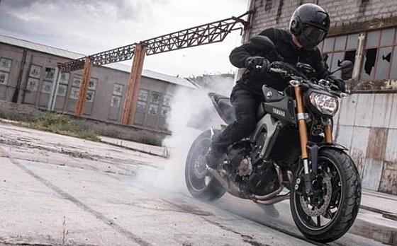 Den Löwenanteil des Yamaha-Rückrufs macht das Naked Bike MT-09 aus. (Foto: Yamaha)