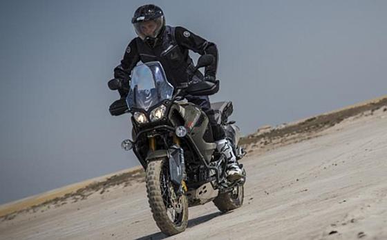 Von Yamahas Reiseenduro XT1200Z sind in Deutschland 2.824 Einheiten von dem Scheinwerfer-Rückruf betroffen. (Foto: Yamaha)
