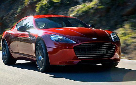 Einer der vom Gaspedal-Rückruf betroffenen Modelle ist der Rapide S. (Foto: Aston Martin)