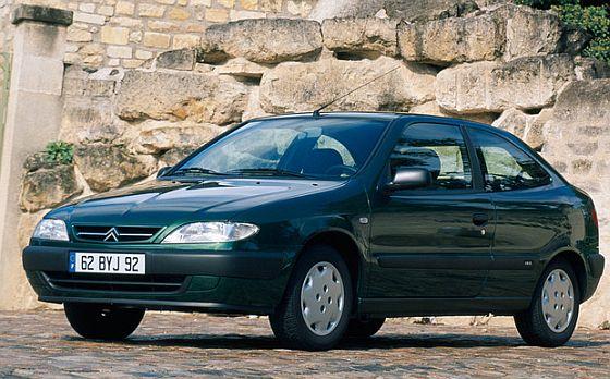 Von dem Ersatzteilrückruf von Federal Mogul ist u.a. der Citroën Xsara betroffen. (Foto: Citroën)
