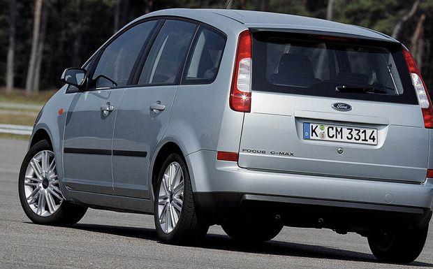 Rückruf: Wieder müssen zahlreiche Ford C-Max (C214) wegen des altbekannten Problems mit dem Kühlerlüfter-Steuermodul in die Werkstatt.