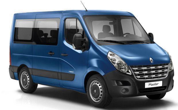 Rückruf: Beim Renault Master kann es Probleme mit dem Antriebsstrang geben. (Foto: Renault)