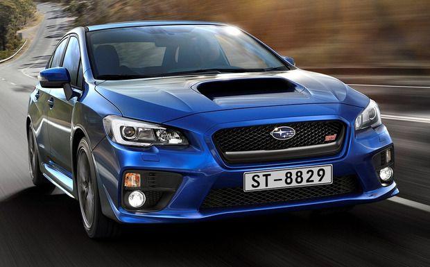 Bremsleitungs-Rückruf: Vom Subaru WRX STI müssen auch frisch gebaute Modelle in die Werkstatt (Foto: Subaru)