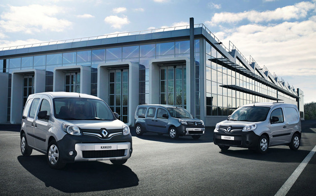 Rückruf: Beim Renault Kangoo II wurden Bremsschläuche falsch angeschlossen. Das Problem betrifft auch den Mercedes Citan. (Foto: Renault)