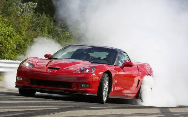 Rückruf: Teile der sechsten Corvette-Generation müssen wegen Beleuchtungsproblemen in die Box. (Foto: Chevrolet)