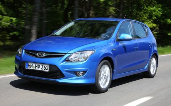 Rückruf: 40.000 Hyundai i30 der ersten Generation müssen wegen Lenkproblemen in deutsche Vertragswerkstätten. (Foto: Hyundai)