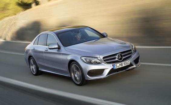 Von dem Mercedes-Rückruf sind allein in Deutschland 28.000 C-Klasse-Modelle betroffen. (Foto: Mercedes-Benz)