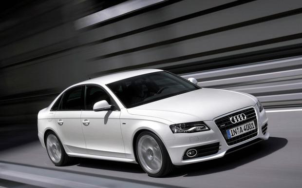 Von dem Airbag-Rückruf ist laut Hersteller nur der A4 betroffen, keine anderen Modelle des VW-Konzerns. (Foto: Audi)