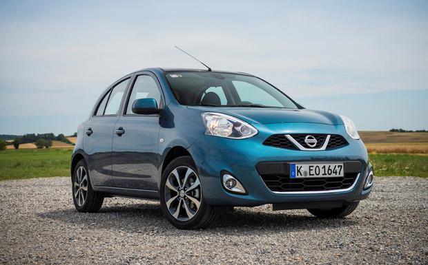 Rückruf: Nissan Micra der aktuellen Baureihe müssen demnächst zu einem halbstündigen Werkstattaufenthalt. (Foto: Nissan)