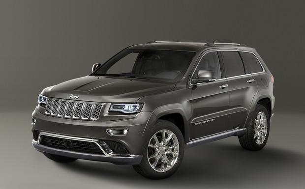 Rückrufe: Probleme mit der Verkabelung der Schminkspiegelleuchte und der ECU-Software machen einigen Jeep Grand Cherokee zu schaffen. (Foto: Jeep)