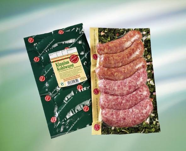 Kohlwurst Mix (Foto: Fleischverarbeitung Kinnius)