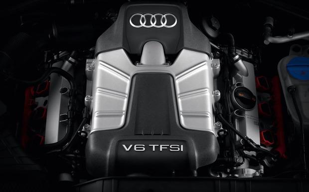 Rückruf: Audi muss ca. 80.000 3.0-TFSI-Motoren wegen möglichem Spritverlusts zurückrufen (Foto: Audi AG)