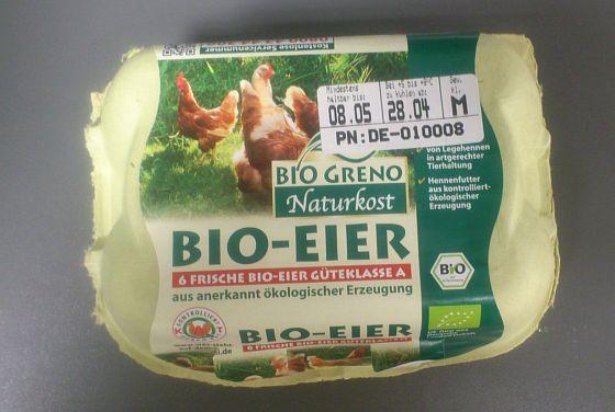 Famila Neumünster ruft 10 Eierpackungen zurück, deren Eier das Mindesthaltbarkeitsdatum überschritten haben. (Foto: famila)