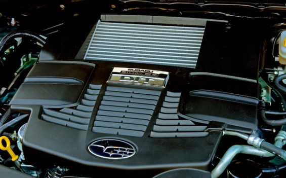 Der 240-PS-DIT-Motor konnte im Subaru Forester 2.0 XT Probleme bereiten. (Foto: Subaru)