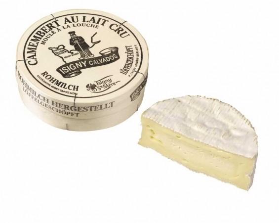 Dieses Mal mit Coli-Bakterien: der Camembert Calvados